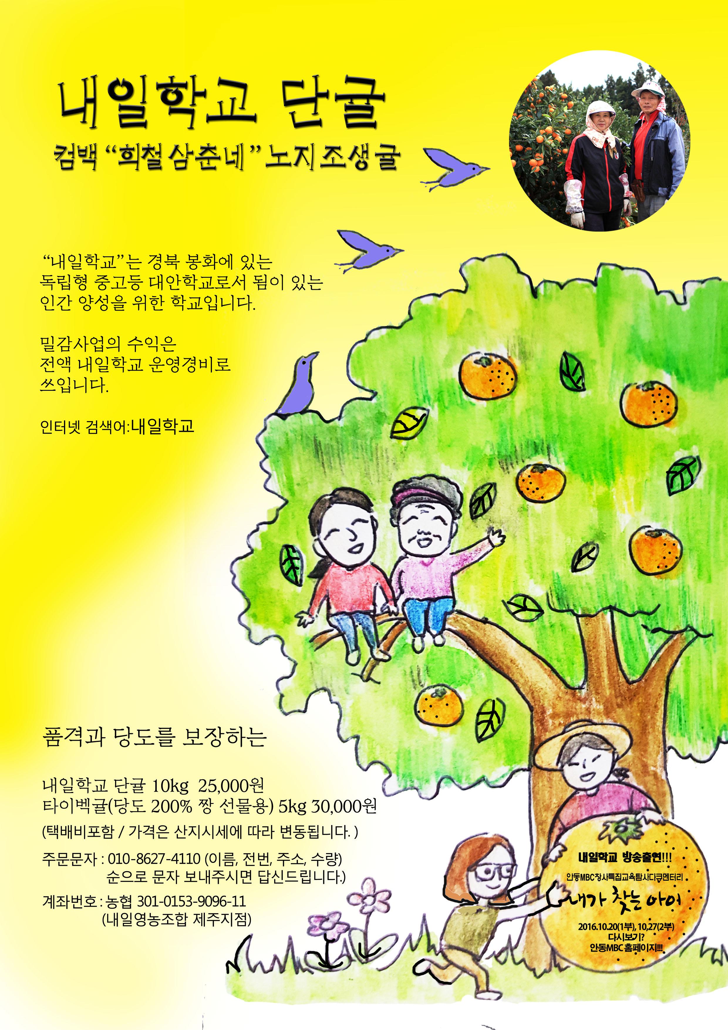 내일학교 희철삼춘 귤 포스터.jpg